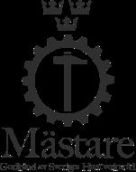 Mästare Logotyp Frisör